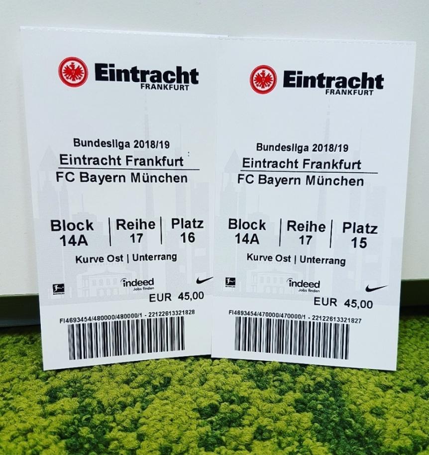 Eintracht Frankfurt Weihnachtsfeier.Eintracht Frankfurt Gewinnspiel Köhler